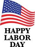 Festa del Lavoro felice Fotografia Stock Libera da Diritti