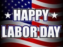Festa del Lavoro felice Immagini Stock Libere da Diritti