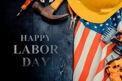 Festa del Lavoro felice Immagine Stock Libera da Diritti