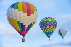 Festa del pallone di Albuquerque Fotografie Stock