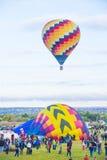 Festa del pallone di Albuquerque Immagine Stock