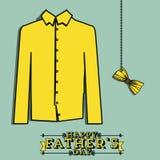 Festa del papà royalty illustrazione gratis