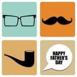 Festa del papà illustrazione di stock