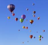 Festa dell'aerostato fotografia stock libera da diritti
