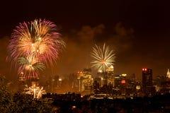 Festa dell'indipendenza Fotografie Stock Libere da Diritti