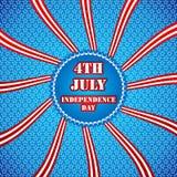 Festa dell'indipendenza Fotografie Stock