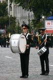 Festa dell'indipendenza dell'Ucraina Immagini Stock Libere da Diritti
