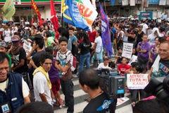 Festa dell'indipendenza delle Filippine 114th Immagine Stock Libera da Diritti