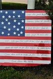 Festa dell'indipendenza, quarto luglio, di Stati Uniti d'America Fotografie Stock