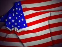 Festa dell'indipendenza Stati Uniti Fotografia Stock Libera da Diritti