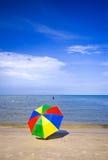 Festa della spiaggia Fotografie Stock Libere da Diritti