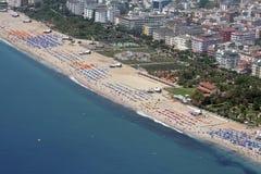 Festa della spiaggia Fotografia Stock Libera da Diritti