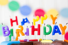 Festa di compleanno Immagine Stock