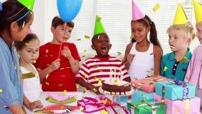 Festa di compleanno archivi video