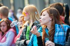 Festa di Dreamflash Fotografia Stock