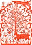 Festa di Natale Royalty Illustrazione gratis