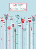 Festa di Natale Immagine Stock Libera da Diritti