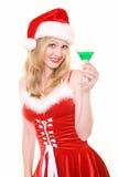 Festa di Natale Fotografia Stock