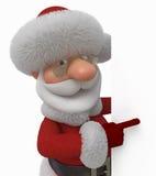 festa di Natale 3d Immagini Stock