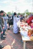 Festa di Pasqua sanctification Immagine Stock Libera da Diritti