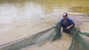 Festa di pesca Immagini Stock