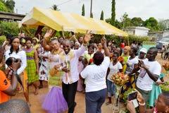 Festa do Abissa Foto de Stock Royalty Free