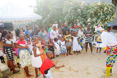 Festa do Abissa Imagens de Stock Royalty Free