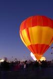 Festa do balão de Albuquerque Fotografia de Stock Royalty Free