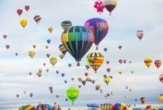 Festa do balão de Albuquerque Imagens de Stock