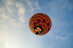 Festa do balão de ar quente Imagem de Stock Royalty Free