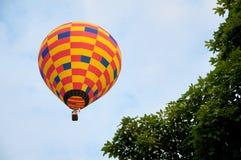 Festa do balão de ar quente Fotografia de Stock Royalty Free