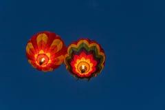 Festa 2016 do balão de ar quente de Albuquerque Fotos de Stock