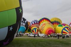 Festa do Ballon Imagem de Stock Royalty Free