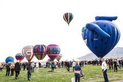 Festa do Ballon Fotografia de Stock