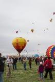 Festa do Ballon Foto de Stock