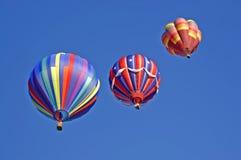 Festa do Ballon de Albuquerque fotografia de stock royalty free