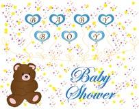 Festa do bebê Fotos de Stock Royalty Free