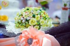 Festa do casamento da decoração Imagens de Stock Royalty Free