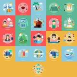 Festa e ricreazioni royalty illustrazione gratis