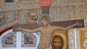 A festa gloriosa da Páscoa Christ é levantado vídeos de arquivo
