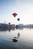 A 5a festa internacional do balão de ar quente de Putrajaya Imagem de Stock