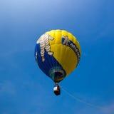 A 5a festa internacional do balão de ar quente de Putrajaya Fotos de Stock