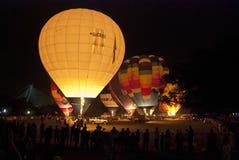 Festa internazionale 2011 di impulso dell'aria calda di Putrajaya Fotografie Stock