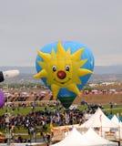 Festa internazionale a Albuquerque, nanometro dell'aerostato Fotografie Stock Libere da Diritti