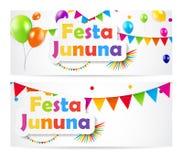 Festa Jinina Background Vector Illustration. EPS10 Royalty Free Stock Photo