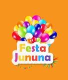 Festa Jinina Background Vector Illustration Royalty Free Stock Images
