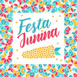 Festa Junina - Brazil Midsummer festival Stock Photo