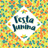 Festa Junina - Brazil Midsummer june fest Royalty Free Stock Photos