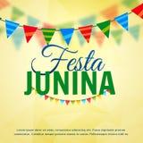 Festa junina june festival of brazil design. Festa junina june festival of brazil vector design Stock Photo