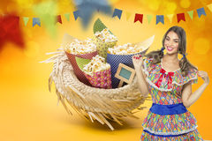 Festa Junina Party Royalty Free Stock Photography